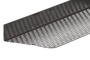 30mm x 100mm Perforated closure