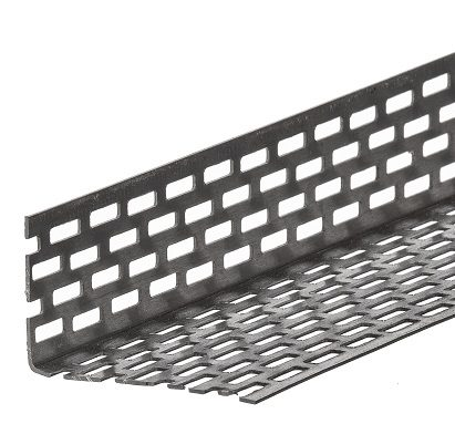 50mm perforated Batten closure